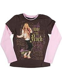 Hannah Montana - Ready To Rock Youth 2Fer Long Sleeve