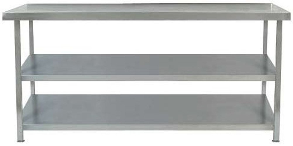 Parry TAB14600/2-WALL - Mesa de pared (acero inoxidable ...