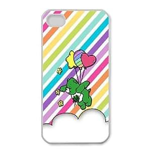 iphone4 4s Phone Case White Care Bear ZGC430004