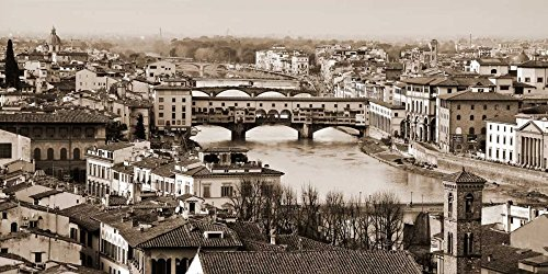 Florence Vecchio Ponte - Ponte Vecchio Florence by Vadim Ratsenskiy 17