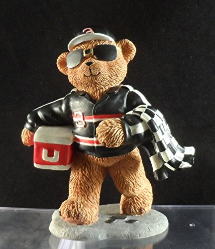 Dale Earnhardt Sr Race (2002 Dale Earnhardt, Sr., Good Ole Bears Race Day Figurine)