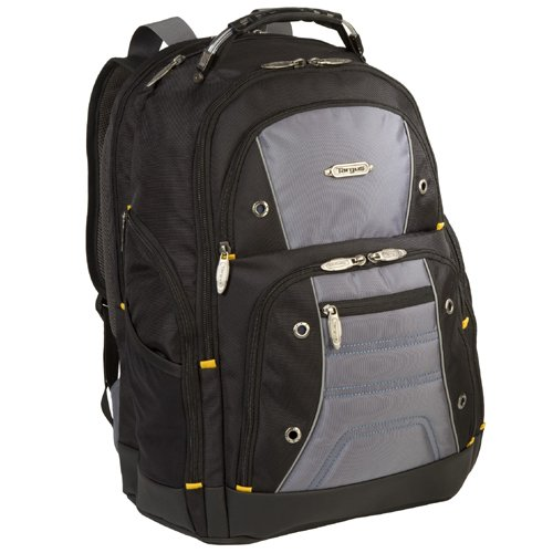 "Targus Drifter II Laptop Backpack - 17"" (Black/Grey)"