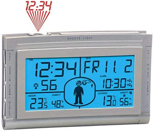 Technoline WS 9520 meteorológica Estación meteorológica Max con ...