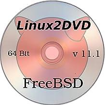FreeBSD 11.1, Latest Release, 64 Bit, DVD