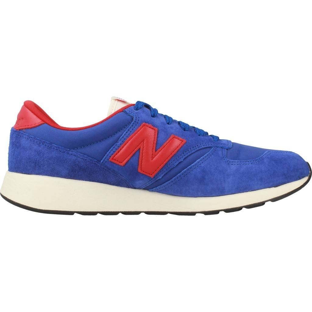 New Balance Schuhe MRL 420 Blue-Red (MRL420SM) 44 Blau 5jeeE5xCt