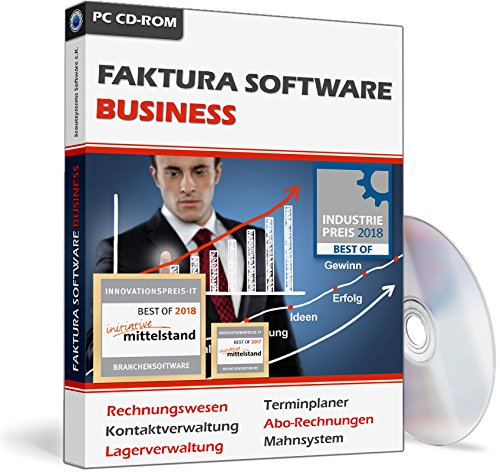 Faktura Software Business Rechnungsprogramm Amazonde Software