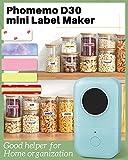 Label Maker,Phomemo D30 Small Label Printer