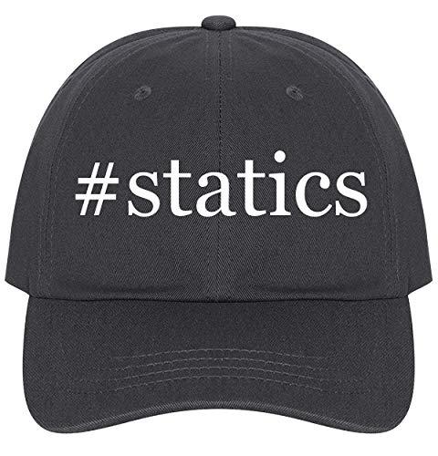 #Statics - A Nice Comfortable Adjustable Hashtag Dad Hat Cap, Dark ()