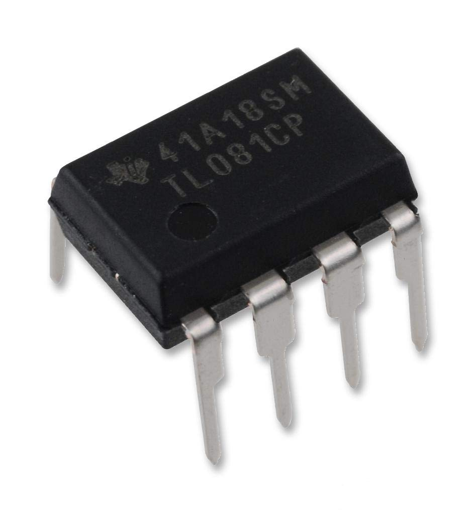 TL081CP                    Packs of 2             Single Operational Amplifier