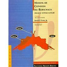 Manuel de Cotation de Rorschach Pour Syst.integre 4e Ed.