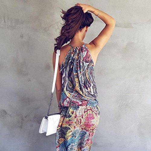 Kleid Transer® Damen Partei Kleider Polyester Sleeveless Urlaub ...