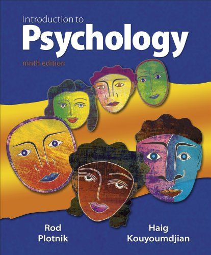 Introduction to Psychology Pdf
