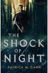 The Shock of Night (The Darkwater Saga) by Patrick W. Carr (2015-11-03) Paperback
