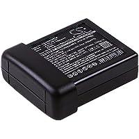 CS-KNB320TW Batería 1000mAh Compatible con [Kenwood] H-79A, TH-208, TH-20B, TH-22, TH-22A, TH-22AT, TH-22E, TH-308, TH…