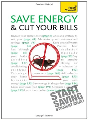 Bøker for nedlasting på nettetSave Energy and Cut Your Bills: A Teach Yourself Guide (Teach Yourself: General Reference) (Norwegian Edition) PDF ePub B007PMIRSI