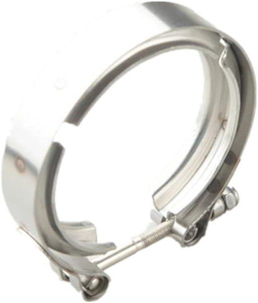 Mild Steel Adaptor for T3 4Bolt to 3 V Band Flange Fit For Toyota Acura Honda