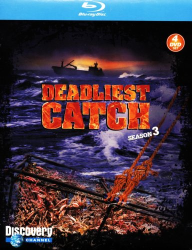 Deadliest Catch: The Complete Third Season (Season 3) [Blu-ray]