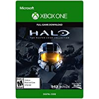 Halo: The Master Chief Collection for Xbox One by Microsoft [Digital Download]