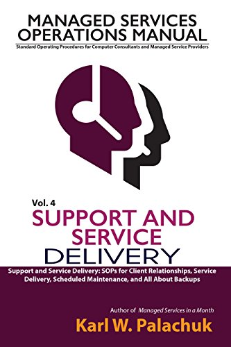 Support and Service Delivery: