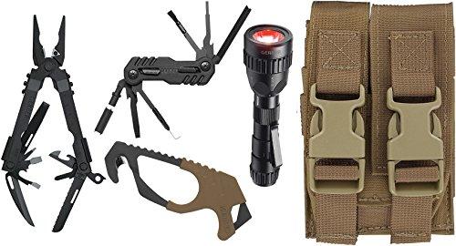 Gerber 30-000366 Individual Deployment ID Kit Coyote Brown