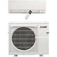 Mitsubishi MZ-FH06NA MSZ-FH06NA MUZ-FH06NAH Ductless Split System AC SEER 33 Cool & Hyper Heat 6,000 Btu Energy Star
