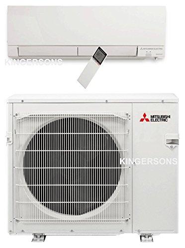 Mitsubishi MZ-FH12NA MSZ-FH12NA MUZ-FH12NAH Ductless Split System AC SEER 26.1 Cool & Hyper Heat 12,000 Btu Energy Star For Sale