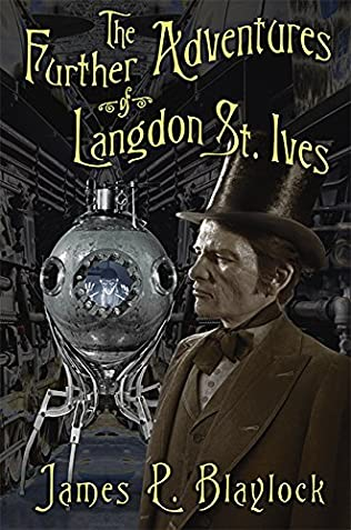 book cover of The Further Adventures of Langdon St. Ives