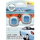 Febreze Car Vent Clips Greek Seaside Air Freshener, 0.06 fl oz, 2 count by Febreze