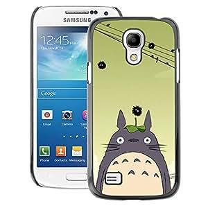For Samsung Galaxy S4 Mini i9190 Case , Totoro Cute - Diseño Patrón Teléfono Caso Cubierta Case Bumper Duro Protección Case Cover Funda