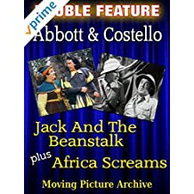 Abbott & Costello Double Feature - Jack And The Beanstalk & Africa Screams