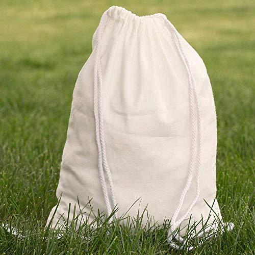 billie eilish Canvas Drawstring Bag Backpack Mens Womens Natural