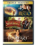 Hugo/Spiderwick Chronicles/Inkheart (DVD) (Triple Feature)