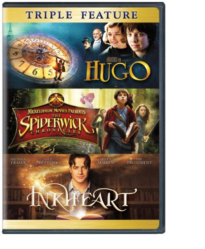 Spiderwick Chronicles Inkheart Triple Feature product image