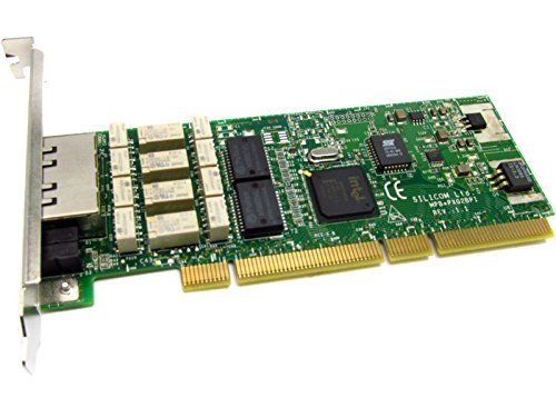 Silicom Pxg2bpi Dual Port Rj 45 Wired Ethernet 1000 Mbps Pxg2bpi Rohs