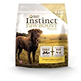 Instinct Raw Boost Grain-Free Chicken Meal Formula Dry Dog Food by Nature's Variety, 4.1-Pound Bag, My Pet Supplies