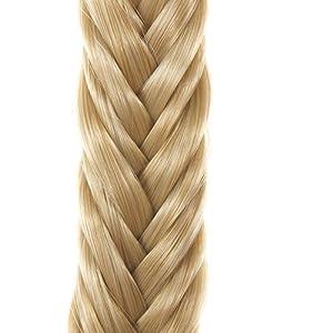Golden Blonde Fishtail Hair Band | Elasticated Hair Braid