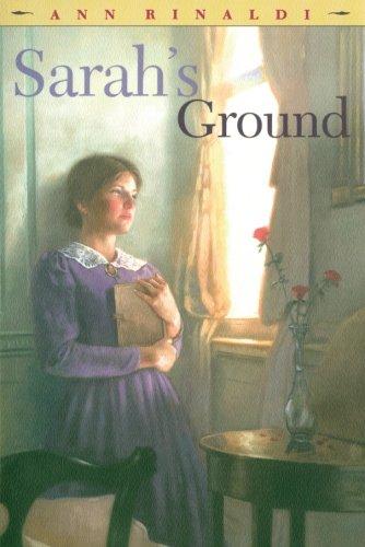 Sarahs Ground Ann Rinaldi product image