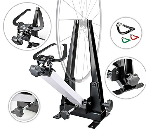 Bicycle Truing Stand - Bikehand Bike Wheel Truing Stand Bicycle Wheel Maintenance