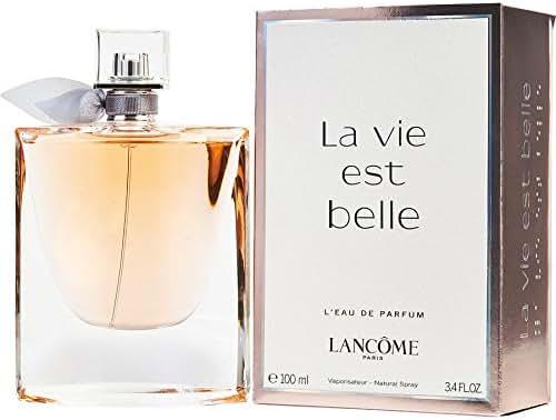 LANCOME La Vie Est Belle L'eau de Parfum, 3.4 Fl Oz