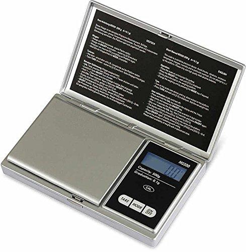 Pesola Digital Pocket Scale, 500g