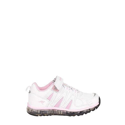 Crube Zapatillas Luces Niña Kangaroos Deportivo Luces NIÑA Kangaroos Niña: Amazon.es: Zapatos y complementos