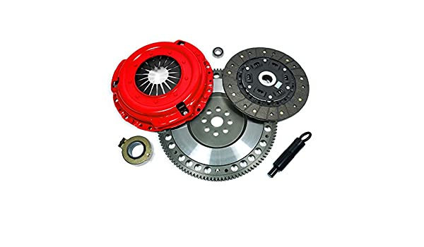 Amazon.com: EFT STAGE 2 CLUTCH KIT+RACING FLYWHEEL 85-87 TOYOTA COROLLA GTS AE86 1.6L 4AGE: Automotive