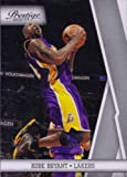 Kobe Bryant 2010 2011 Panini Prestige Basketball