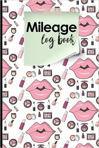 amazon mileage log book mileage book for car mileage keeper