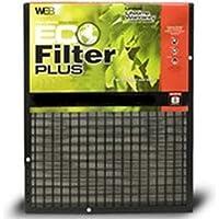 WEB KHBWPLUSWP1420 14 x 20 x 1 WEB Plus Permanent Electrostatic