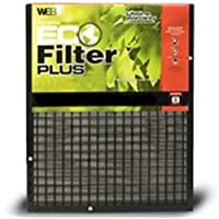 WEB KHBWPLUSWP2020 20 x 20 x 1 WEB Plus Permanent Electrostatic 1 in. Thick Filter