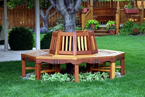 Excellent A Woodworking Scroll Saw Patterns And Instructions Plan To Build Your Own Circular Tree Bench Pdpeps Interior Chair Design Pdpepsorg