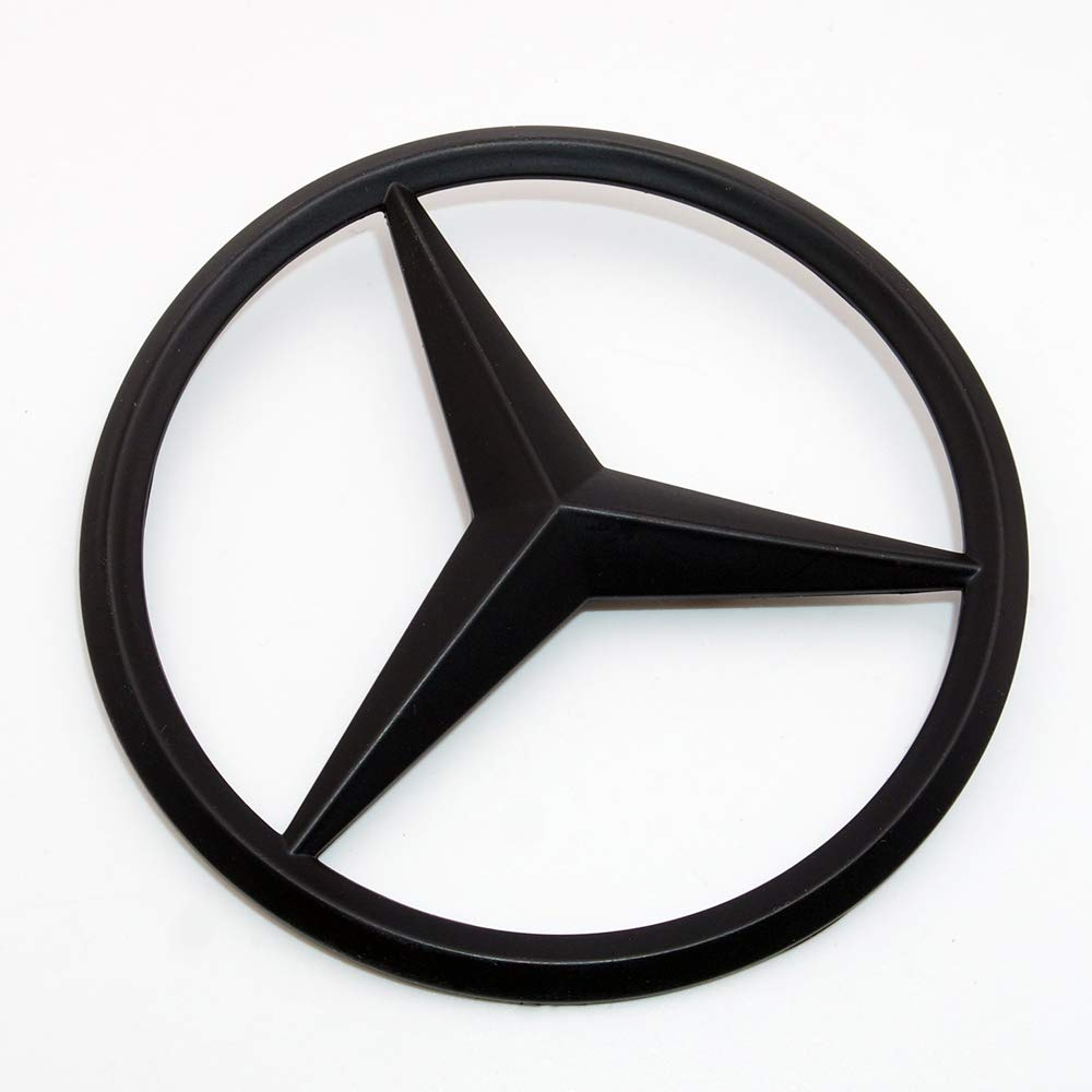 Mercedes Benz C-Class W205 4DR Chrome Rear Trunk Emblem Badge C250//4MATIC//STAR