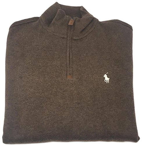 Zip Ribbed Pullover - 7