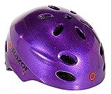 Razor V17 Youth - Purple Glitter